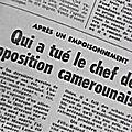 Cameroun-S