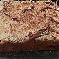 Placek - gâteau à pâte levée