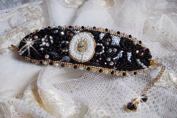 Bracelet Noir Sacré 8-1