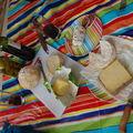 J'aime... les french picnics dans mon salon.