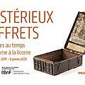 Mystérieux coffrets au musée national du Moyen-Âge