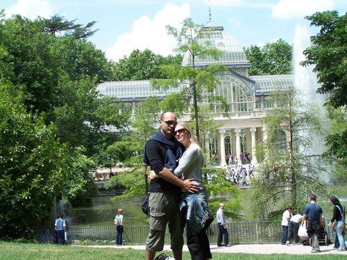Madrid-Parque del Buen Retiro