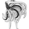 Van Cleef & Arpels High Jewelry. <b>Ballet</b> Précieux collection