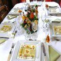 TABLE DE PAQUES 2011