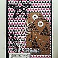 Mes pages pour la DT Graffiti'Girl!