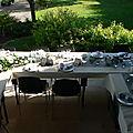 Ma table d
