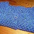 Défi 13 en bleu