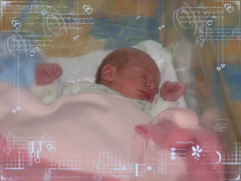 13-09 Axelle est née + effets