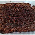 Le cake exquis de cyrano selon christophe felder.
