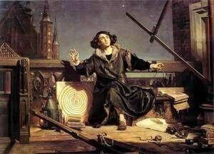 Nicolas Copernic J Matejko