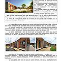 Le nouveau <b>groupe</b> <b>scolaire</b> de Grézieu-la-Varenne : visite du bâtiment en images