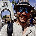 4eme jour : santa monica, universal studios, amoeba store, little tokyo...