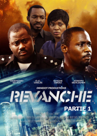Revanche : un thriller signé Lancelot Oduwa Imasuen