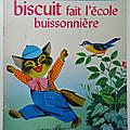 <b>Livre</b> Collection ... BISCUIT FAIT L'ECOLE BUISSONNIERE (1975) *<b>Petit</b> <b>livre</b> <b>d</b>'<b>Argent</b>*