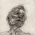 Exhibition at Städel Museum unites major works by Frank <b>Auerbach</b> and Lucian Freud
