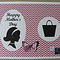 Carte fête des mères...