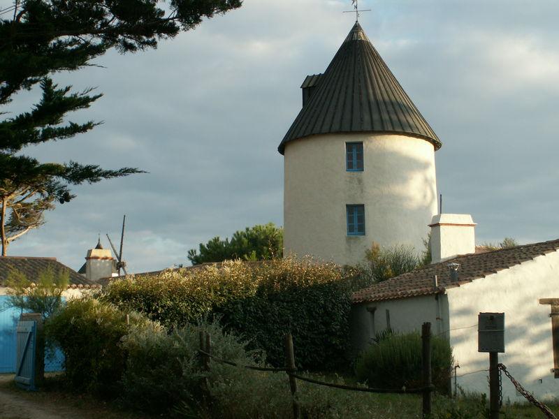 Moulin Boucard -Noirmoutier -dépt 85