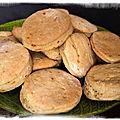 Scones orange/ chocolat la recette de twinnigs