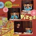 Amateur de pizza