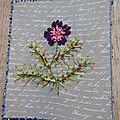 Carnet textile couverture (2)