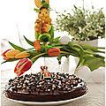 <b>Moelleux</b> au chocolat de Cyril Lignac.....Un pur délice!!!!