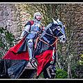 le château de Mallièvre, les seigneurs du Puy du Fou, Guerre de Cent Ans les Anglais attaquent la région du Puy du Fou