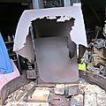 Restauration forge de chantier