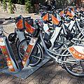 Des vélibs