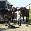 balade à cheval médiévale - Abbaye de Hambye (13)