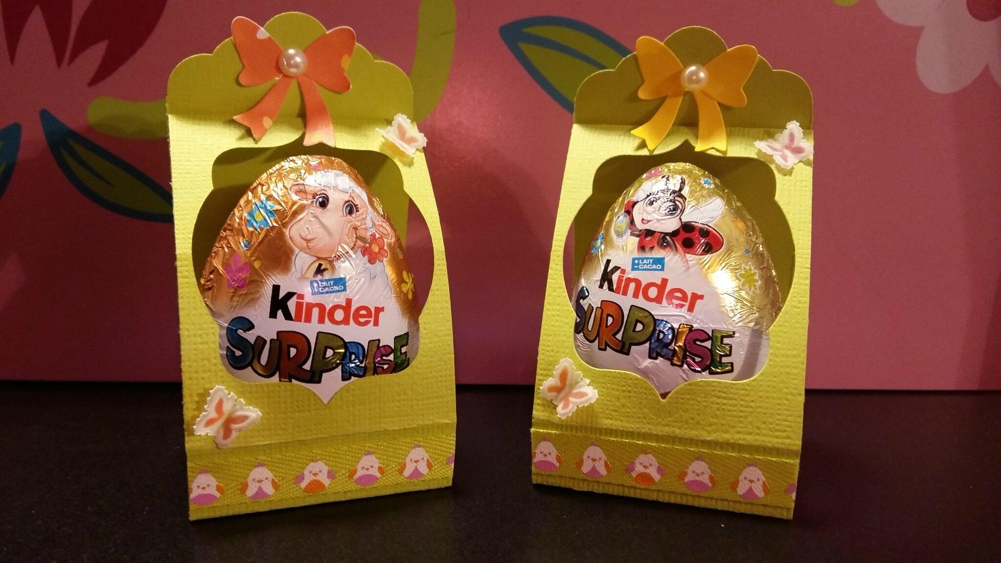 Boîte cadeau KINDER