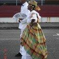 défilé costume martiniquais