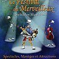 « Les invisibles <b>musiciens</b> » illuminent le Festival du Merveilleux du Musée des Arts Forains