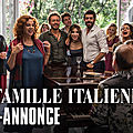 CONCOURS <b>TWITTER</b> UNE FAMILLE ITALIENNE