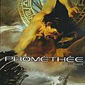 PROMETHEE - Tome 1: ATLANTIS - par <b>Christophe</b> <b>Bec</b>