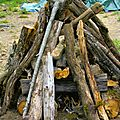 Mon vécu dans la hutte (de sudation)