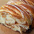 Pull apart bread pour le défi boulange