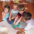 ETE 2007 PREPARATION D'UN REPAS