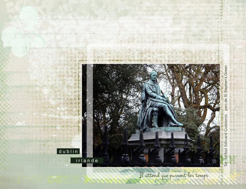 Dublin - Parc st Stephen