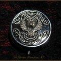 <b>Boite</b> <b>Bijoux</b> Pilulier Gothique Vampire Victorien Gargouille Gothix Steampunk Pill Box
