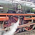Passion fumante, le train, matériels ferroviaires.