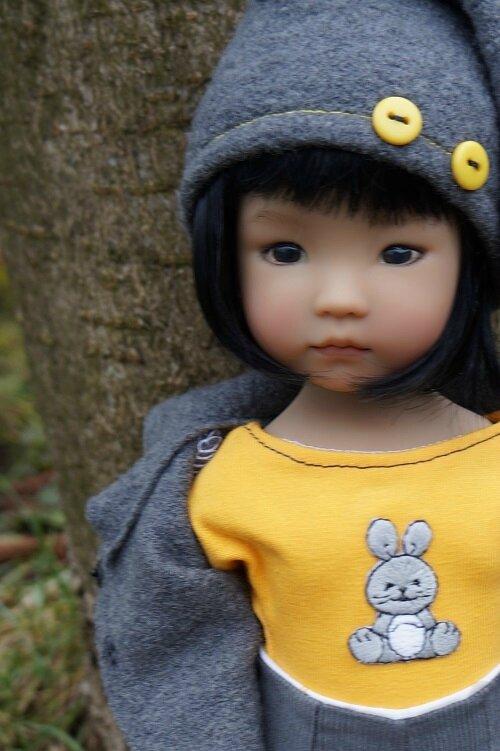 Les photos souvenir de Oh My Dolls - Zoé de Dianna Effner -Adeline de Lana dobbs -