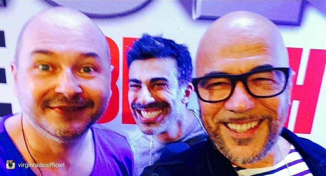[REPLAY] Pascal Obispo et une partie de la troupe Jésus le Spectacle chez Cauet sur Virgin Radio