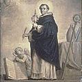 Thomas d'Aquin par Abraham van Diepenbeeck
