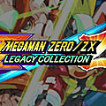 Test de Mega Man Zero / ZX Legacy Collection - Jeu Video Giga France