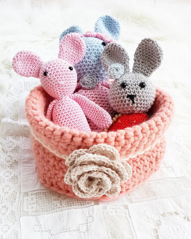 vanillejolie decoration crochet