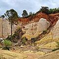 Le colorado provençal : les Ocres du Luberon