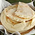 Cheese naan : pain indien au fromage
