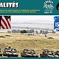 Tel-aviv fait pression sur les usa pour qu'ils reconnaissent la souveraineté d'israël sur le golan