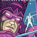 Panini Marvel Silver Surfer Parabole par Stan Lee et Moebius