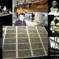 Star wars, the exhibition